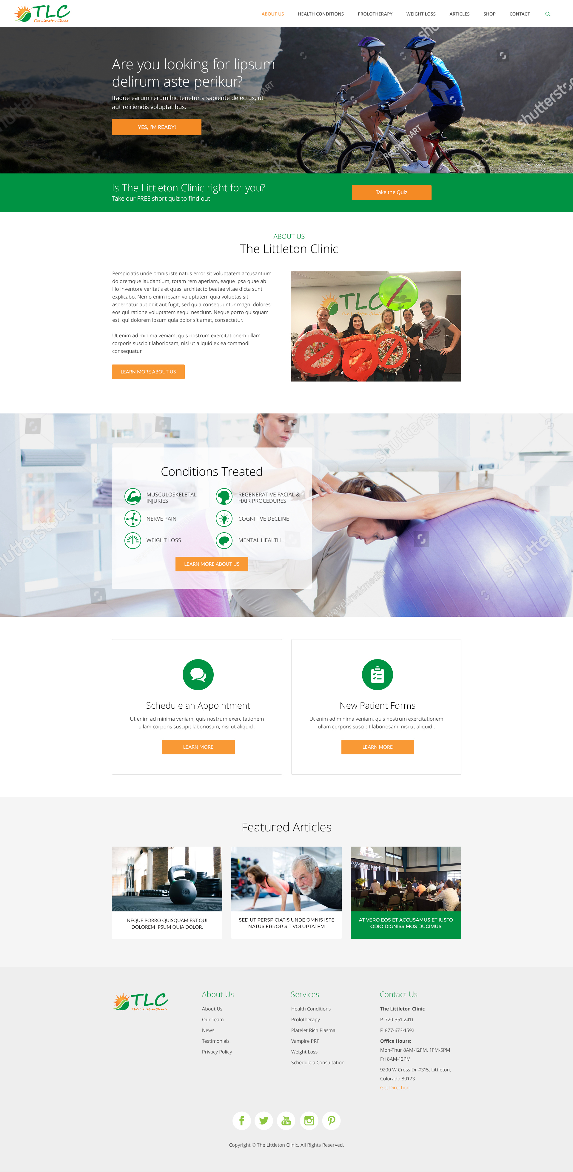 Custom WordPress Website Design and Development Functional Medicine